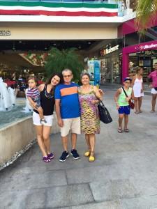 playa-del-carmen-com-crianca